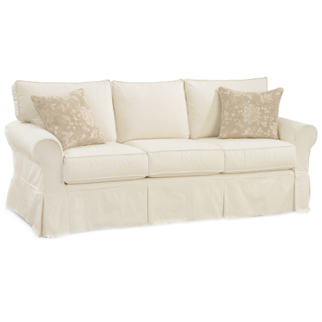 sofa, slipcover, four seasons