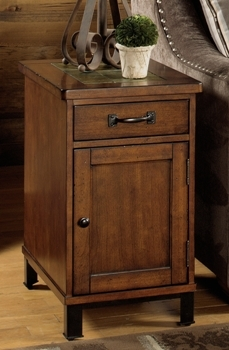 chairside table, cabinet, commode