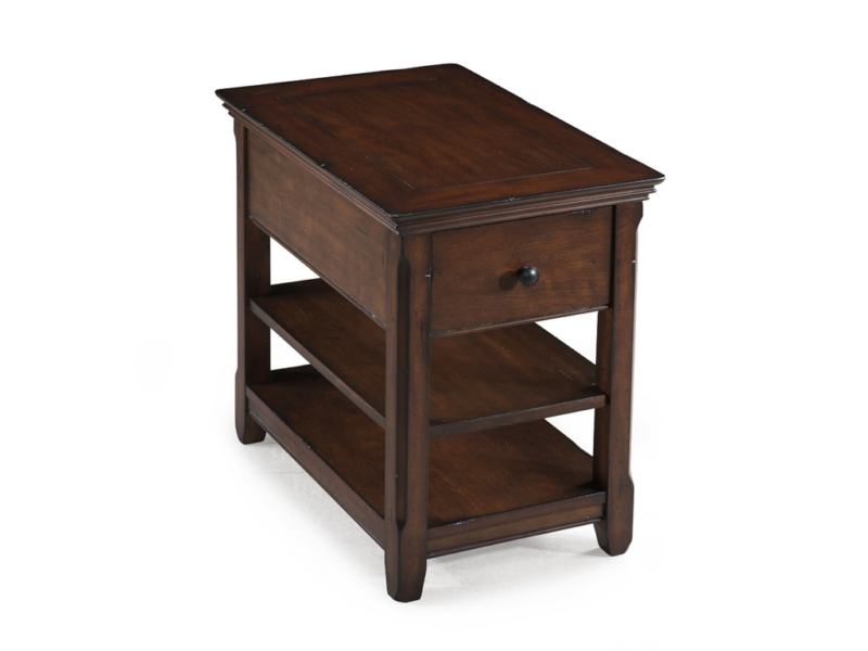 Chairside Table, Magnussen, End Table