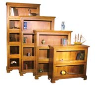 lawyer bookcase, bookcase, bookcase with doors