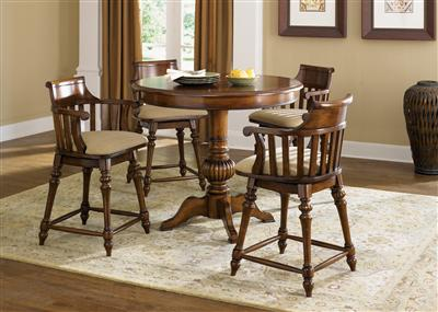 dining, pub table, pedestal table