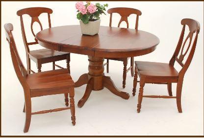 42' Pedestal Table