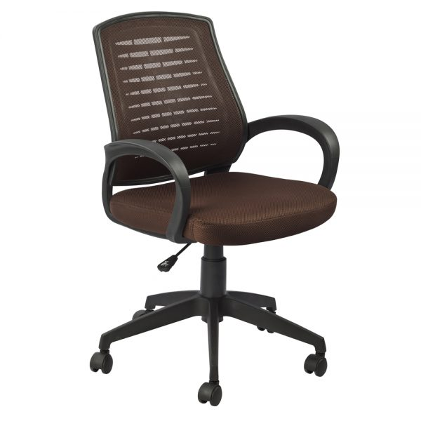 office chair, mesh