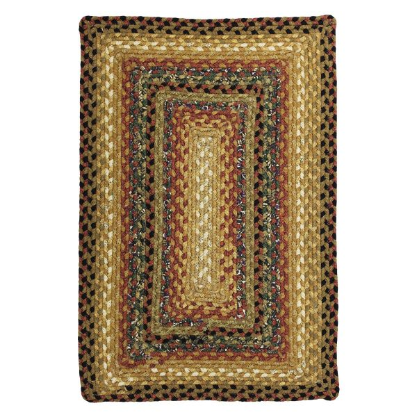 area rug, braided rug