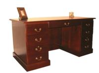 desk, traditional, drawer desk