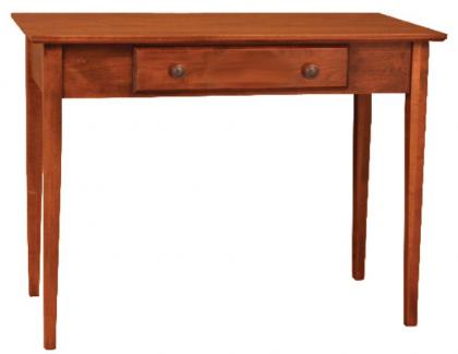 writing table, desk, solid wood