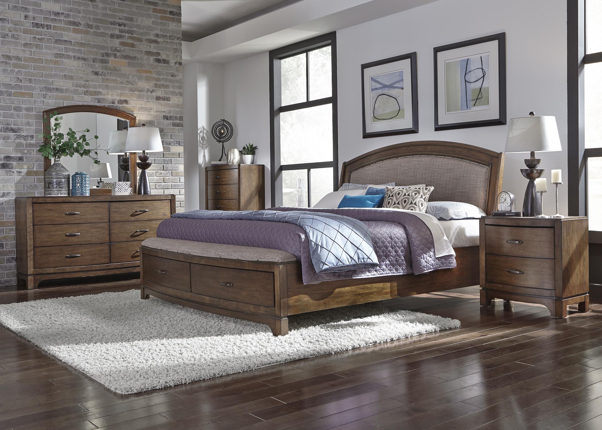 Avalon III Bedroom