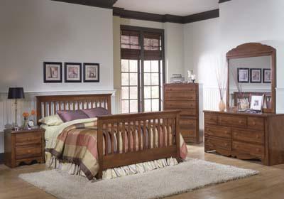 Crossroads bedroom