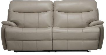 Dylan Dual Recliner Power Sofa Brandon House