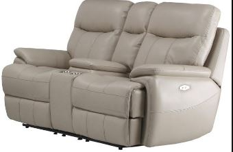 Dylan Power Console Loveseat