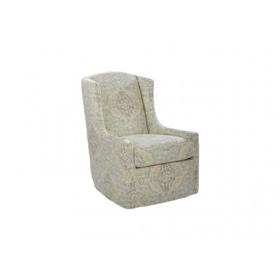 craftmaster, chair, swivel chair, accent chair