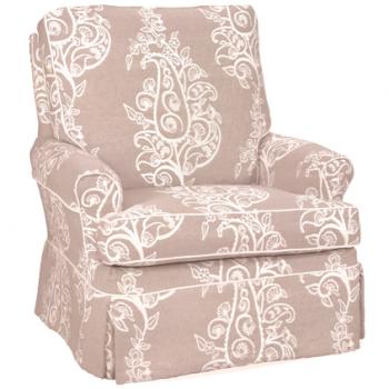 chair, swivel glider, four seasons