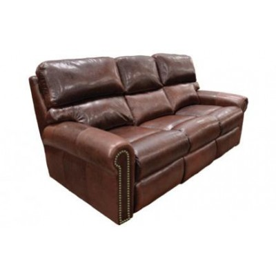 leather, omnia, reclining, sofa