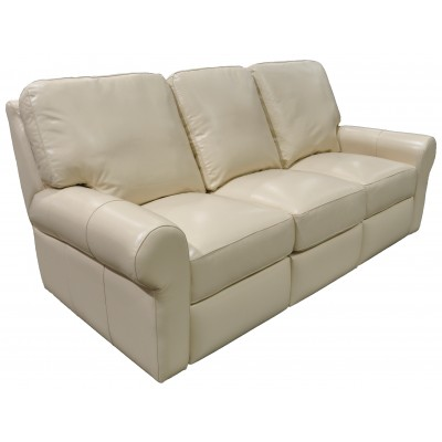 leather, reclining sofa, sofa, omnia