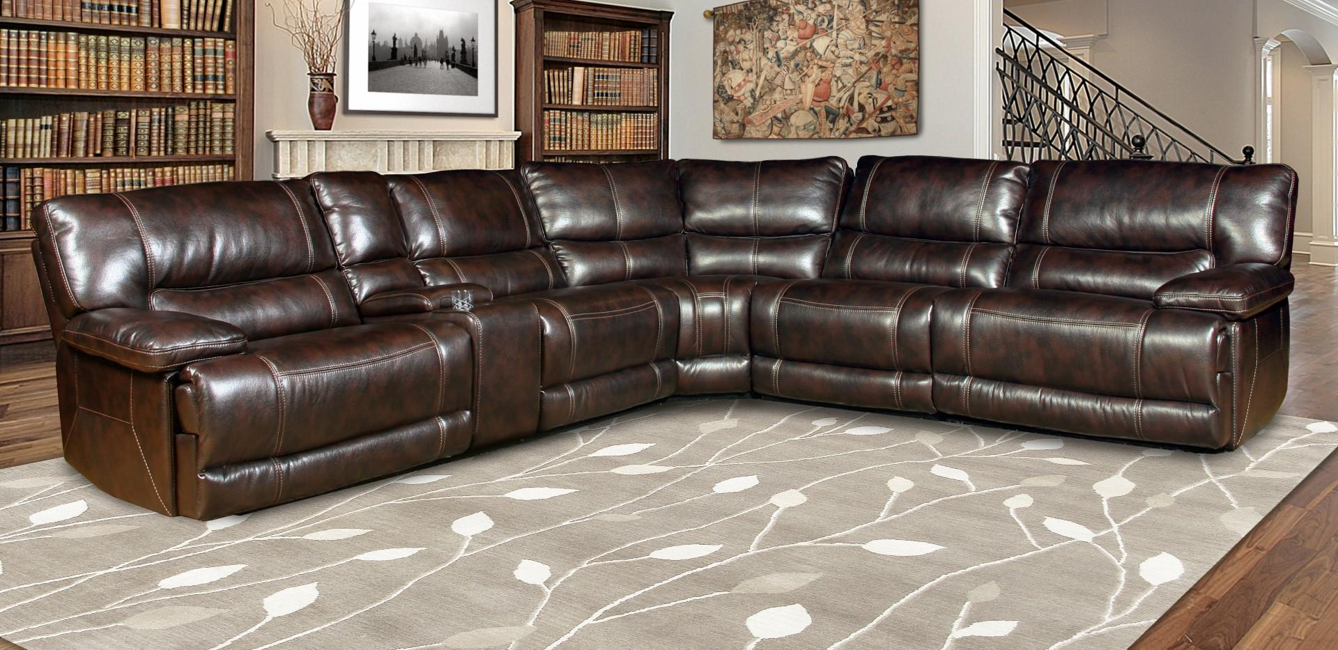 sectional, reclining