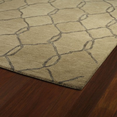 Casablanca Light Brown Rug