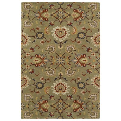 Middleton Green Rug