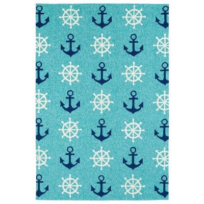 Sea Isle Blue Rug